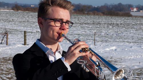 Koncert med trompetist Magnus Tipsmark