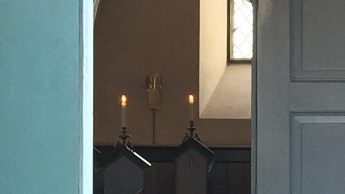 Åben kirke i Ganløse Kirke