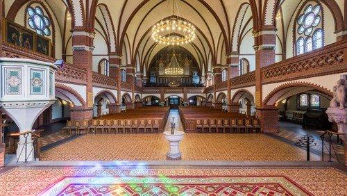 Orgelmusik in der Auenkirche