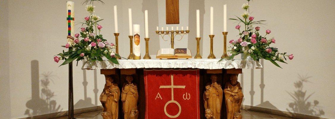 Jubelkonfirmation in Sankt Martin