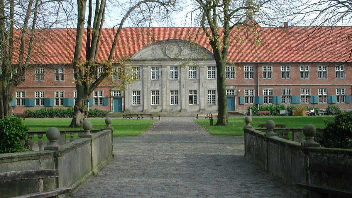 Gottesdienst im Kloster Frenswegen
