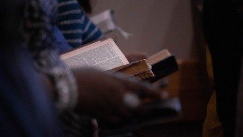 Gottesdienst im Seniorenstift Waldblick