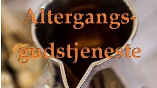 Altergangsgudstjeneste v/Birte Maarup Iversen
