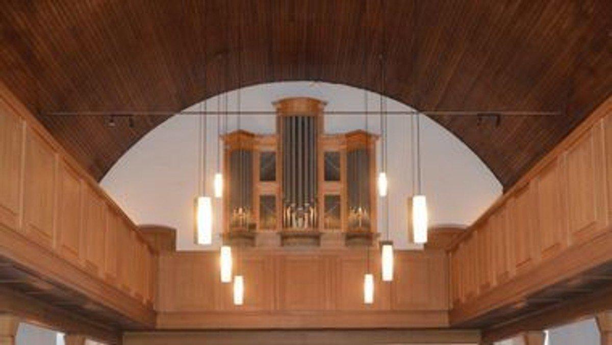 Konzert mit Blockflöte und Orgel als YouTube Livestream