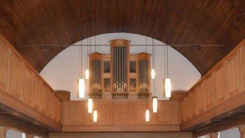 Orgelkonzert zu Laetare als Youtube Livestream