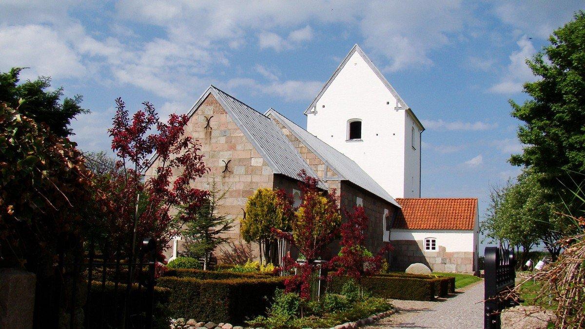 Gudstjeneste Horne Kirke - kortere andagt med NADVER