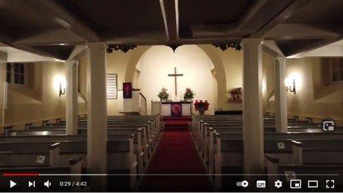 Video-Gottesdienst der Kirchengemeinde Hermsdorf