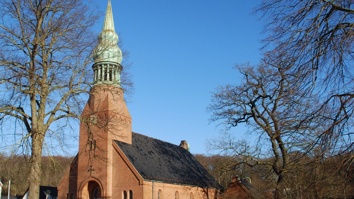 Gudstjeneste i Frederiksværk kirke