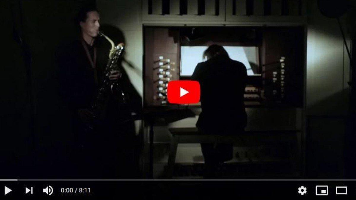 Orgelband DIGITAL: Musik für Orgel & Saxophon
