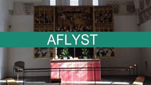 AFLYST. Gudstjeneste på grønlandsk