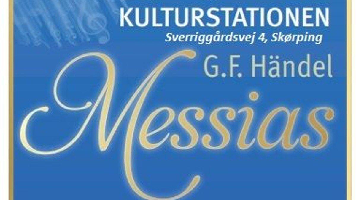 """Julekoncert: Højdepunkter fra Händels """"Messias"""" på  Kulturstationen"""
