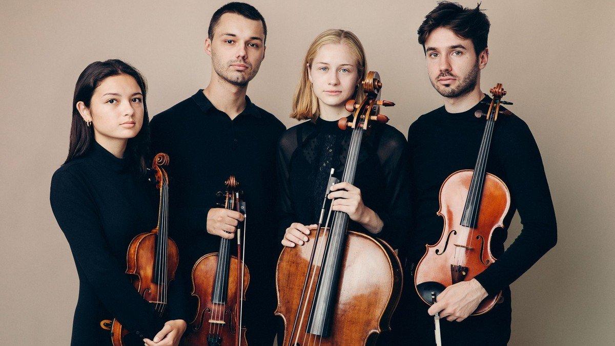 Koncert med NOVO Quartet