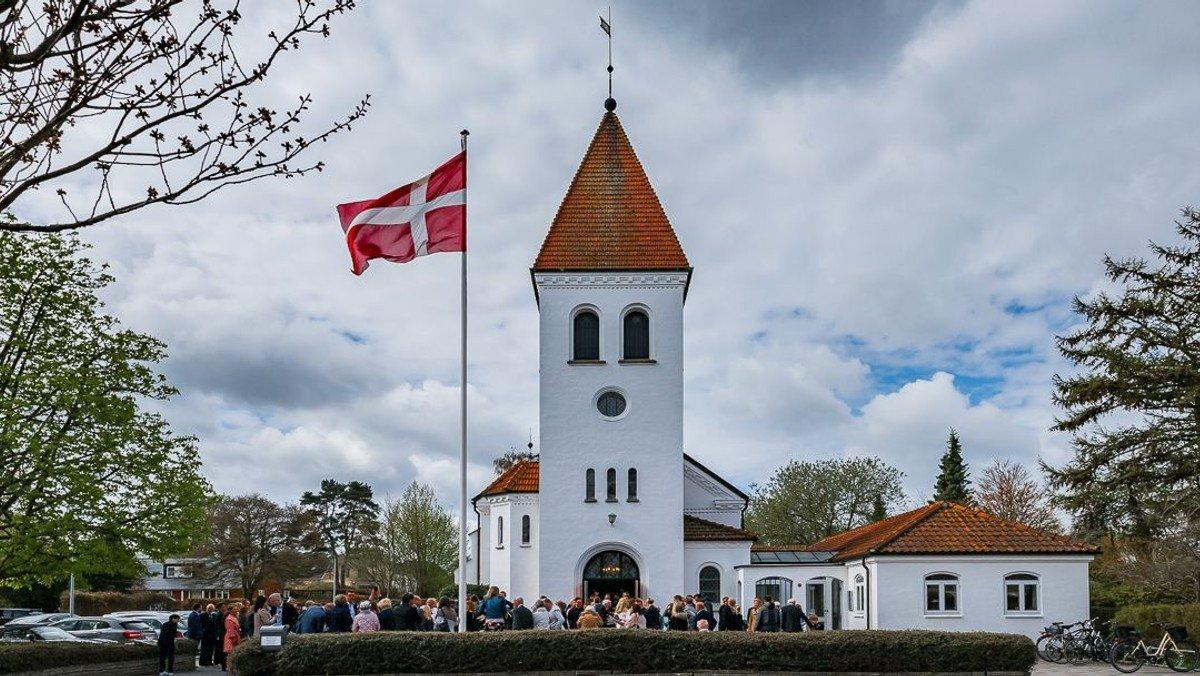 Konfirmation ved Hans-Henrik Nissen