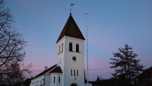 Højmesse ved Dorte Fabrin Beltoft