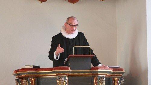 Højmesse m. dåb ved Hans-Henrik Nissen