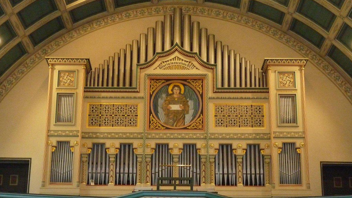 Psalm 94 - Gesprächskonzert im Rahmen des Orgelbandes