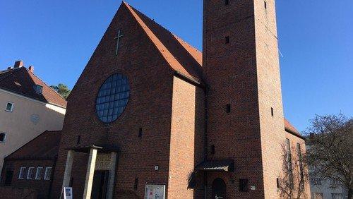 Hl. Messe in St. Joseph