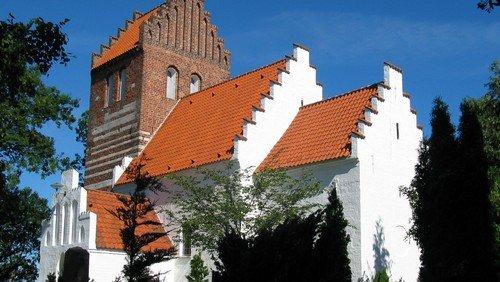 Gudstjeneste i Karlstrup Kirke
