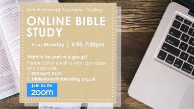 OnlineBible Study
