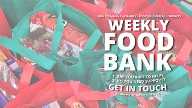 Weekly Food Bank Services