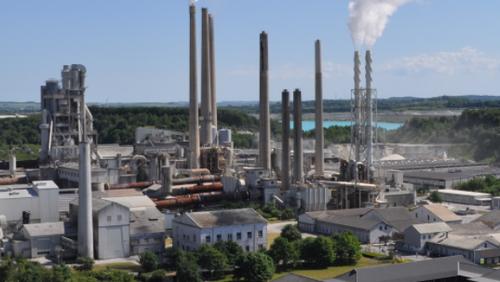 Aalborg Portland Cement Fabrik