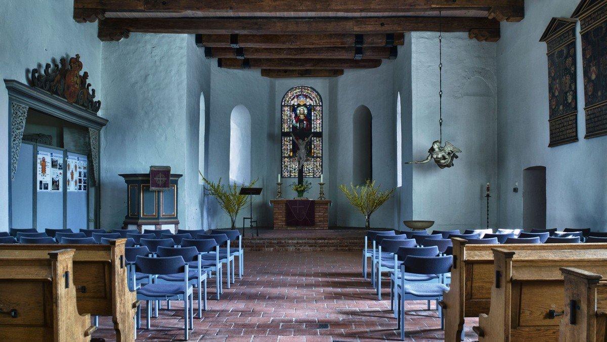 Gottesdienst mit anschließender Gemeindeversammlung