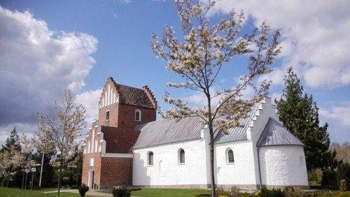 Åben kirke - Auning Kirke - LE