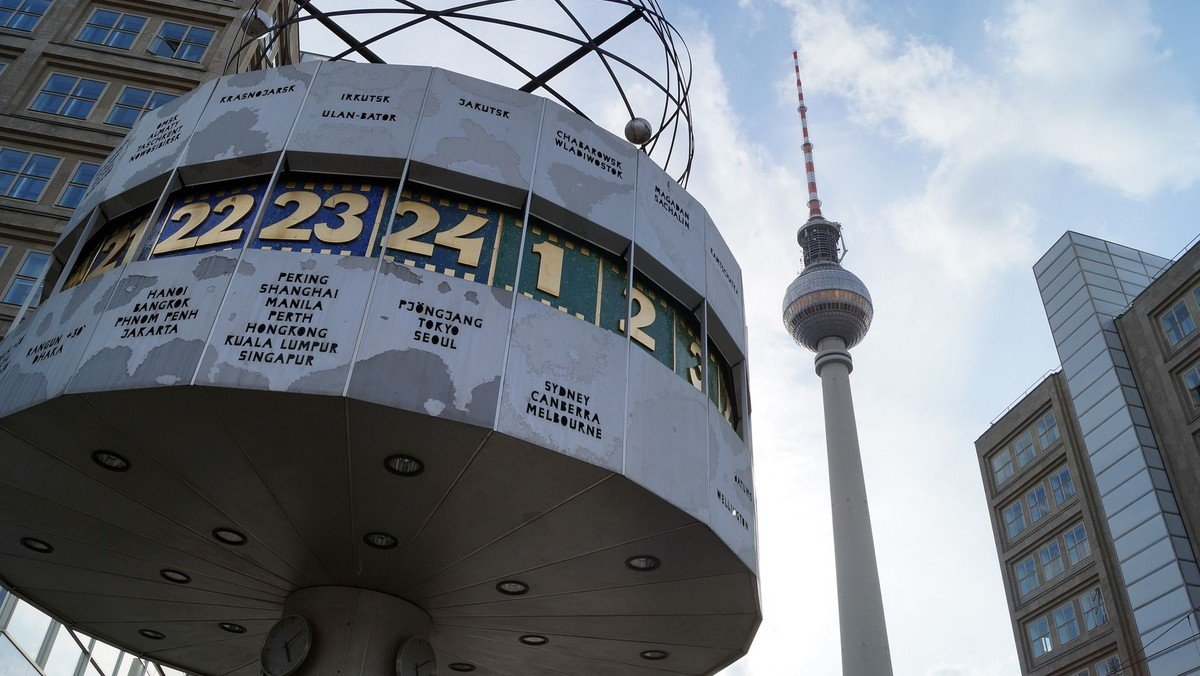 Konfirmandenfreizeit in Berlin