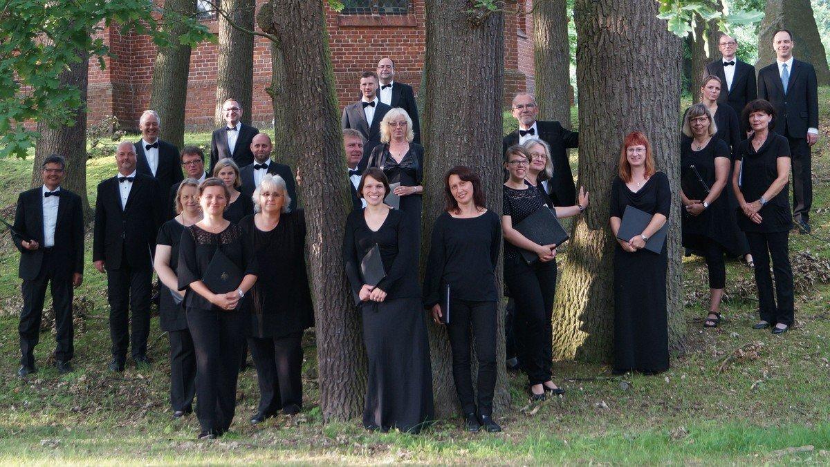 Chorkonzert mit dem Kammerchor CONVIVIUM MUSICUM (Halle/Saale)