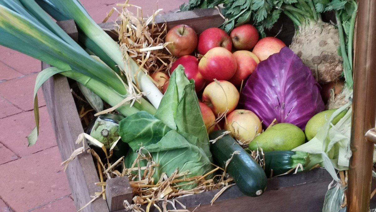 Højmesse og høstgudstjeneste
