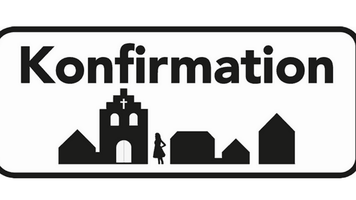 Konfirmation i Voldby Kirke