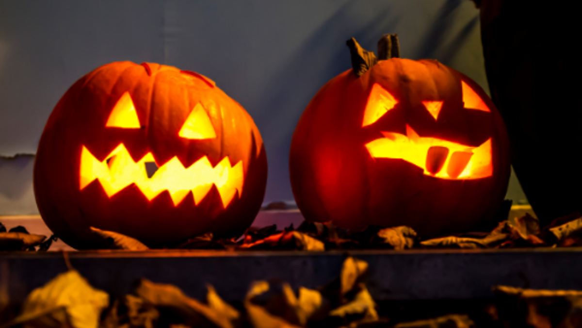 Halloween-gudstjeneste