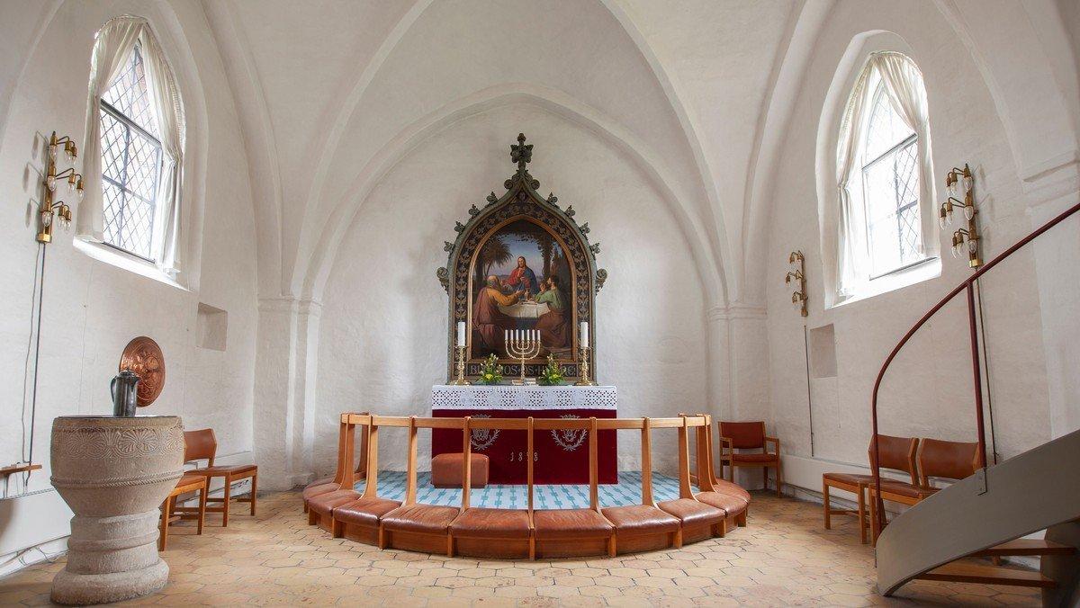 Højmesse v/ - ES, 1. s. e. Trinitatis