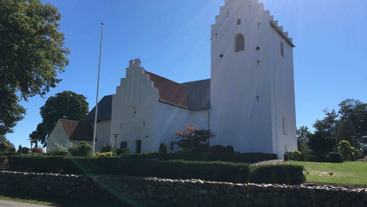 Gudstjeneste Lyngby - Palmesøndag