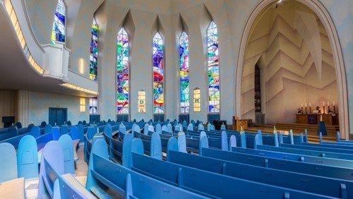 Offene Kreuzkirche statt Gottesdienst