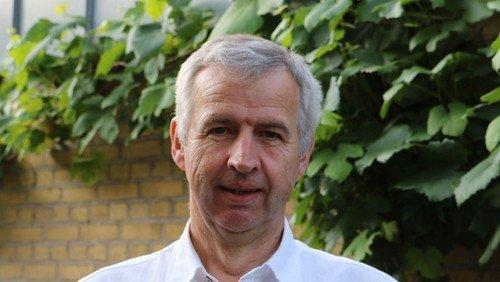 Gudstjeneste ved John Pretzmark Ramskov