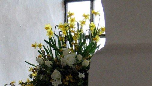 Gudstjeneste Vester Alling Kirke - Påskedag
