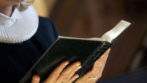 Gudstjeneste Øster Alling Kirke - 6. s. e. påske