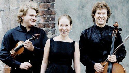 Brahms Trio i Rytterskolen.