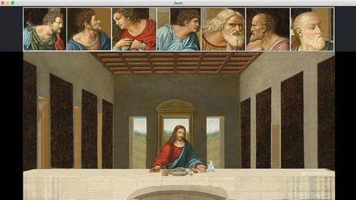 Maundy Thursday: share a meal with us