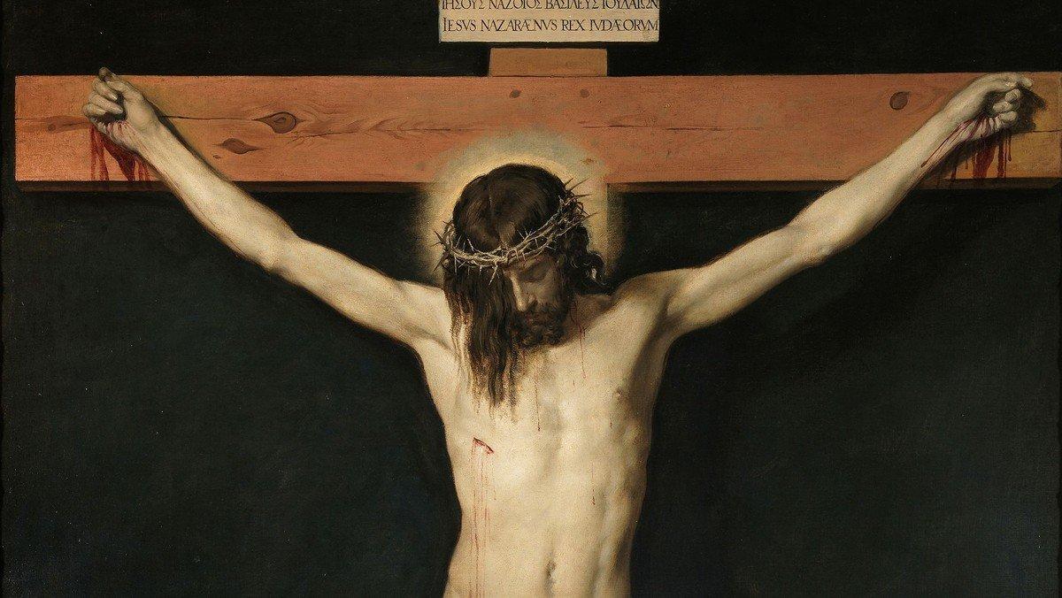 Good Friday: pray at the foot of the Cross