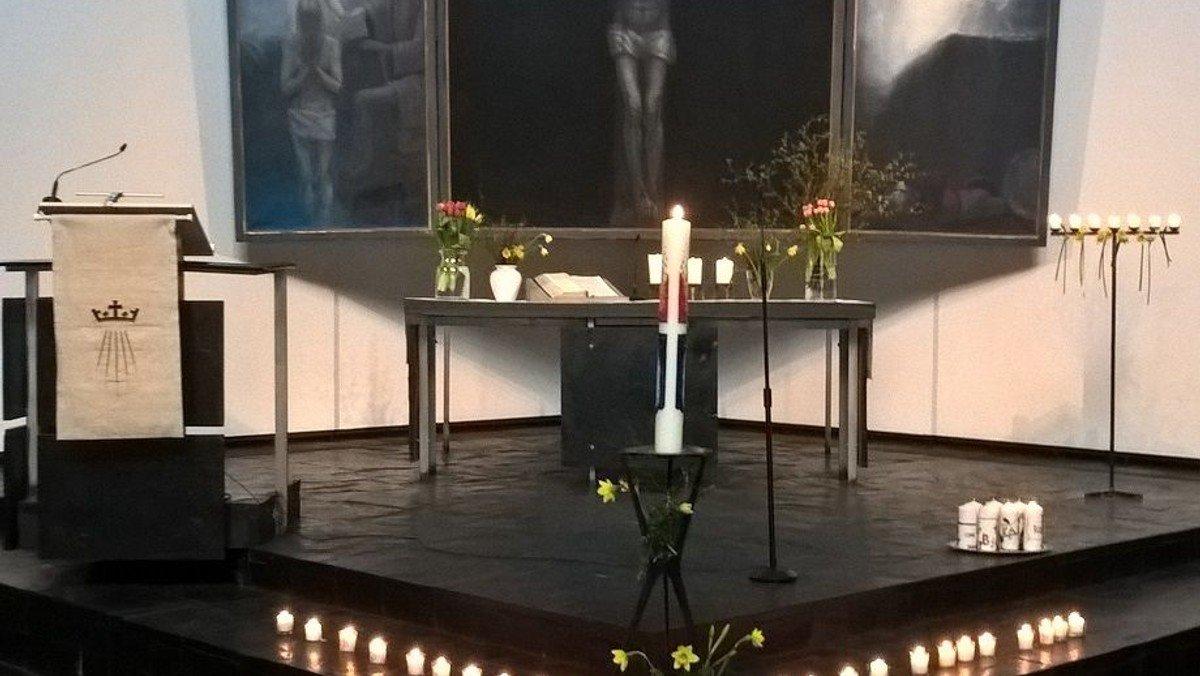 Gottesdienst Ostermontag