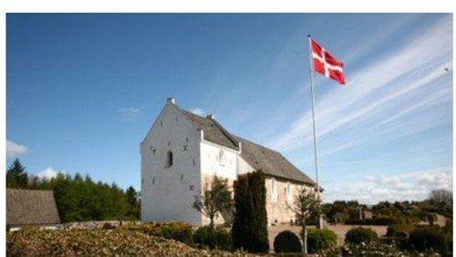 Konfirmation i Hjortdal Kirke