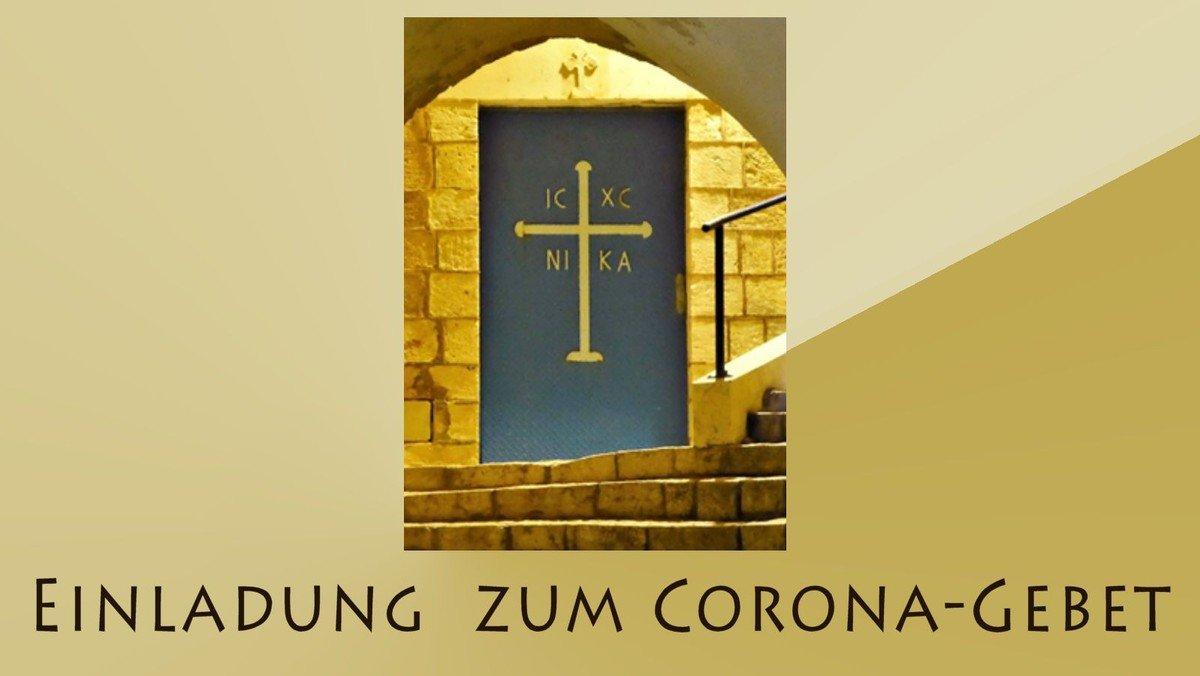 Corona-Gebet in Matthias-Claudius