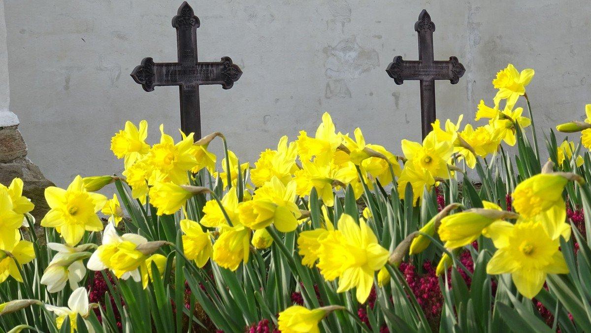 Nadvergudstjeneste skærtorsdag i Asmild Kirke v. Lise Uhrskov