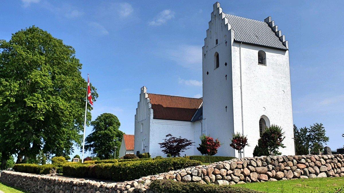Gudstjeneste Lyngby -Langfredag