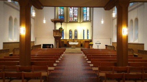 Gottesdienst in Opladen zum Palmsonntag