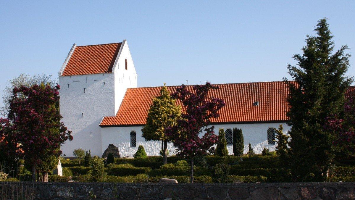 Gudstjeneste Fjellerup - Langfredag