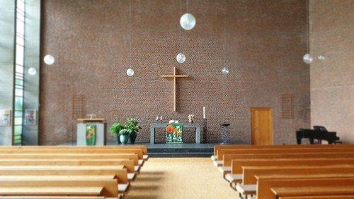 Gottesdienst in Quettingen zu Karfreitag mit Abendmahl