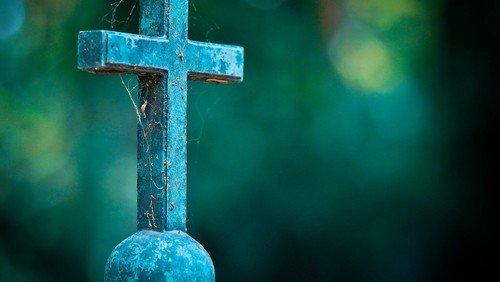 Ostergottesdienst auf dem Friedhof Birkenberg